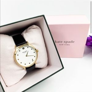 PRICE DROP NWT Kate Spade Watch Genuine Leather